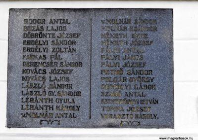 Szergény világháborús emlékmű 2010.08.08. küldő- -NEMES- (4)