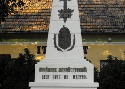 Szergény világháborús emlékmű 2010.08.08. küldő- -NEMES- (6)