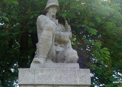 Szigetújfalu I.vh emlékmű 2009.05.18. küldő-Huszár Peti (4)
