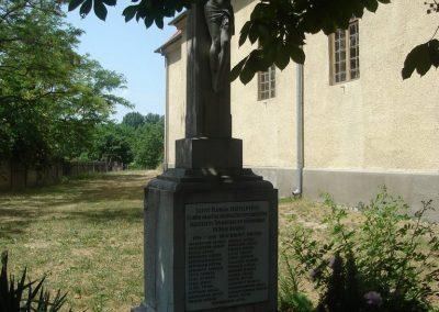 Szigetbecse I.vh emlékmű 2009.05.18.küldő-Huszár Peti