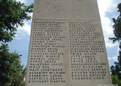 Szigetcsép világháborús emlékmű 2009.05.18.küldő-Huszár Peti (2)