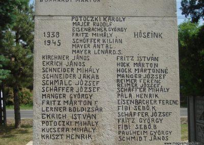 Szigetcsép világháborús emlékmű 2009.05.18.küldő-Huszár Peti (3)