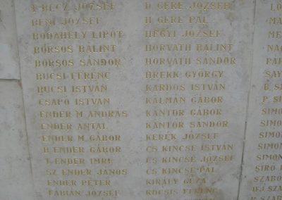 Szigetszentmiklós világháborús emlékmű 2008.04.15. küldő-Huszár Peti (3)