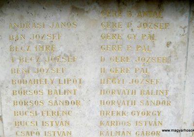 Szigetszentmiklós világháborús emlékmű 2008.04.15. küldő-Huszár Peti (4)