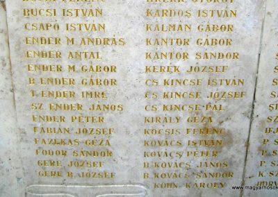 Szigetszentmiklós világháborús emlékmű 2008.04.15. küldő-Huszár Peti (5)