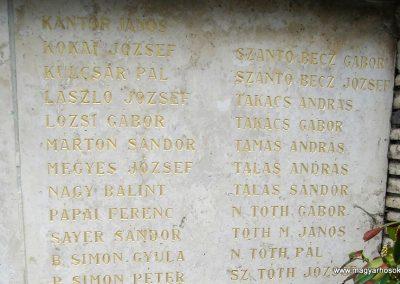 Szigetszentmiklós világháborús emlékmű 2008.04.15. küldő-Huszár Peti (7)