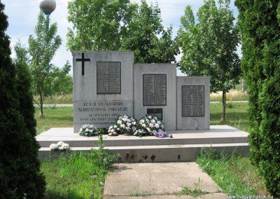 Szihalom világháborús emlékmű 2007.06.15. küldő-kalyhas (1)