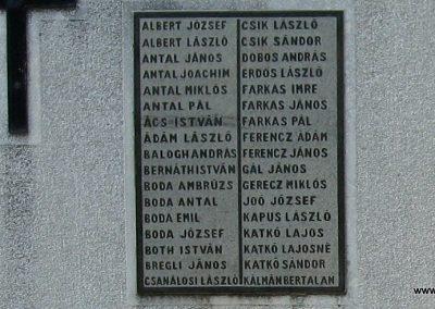Szihalom világháborús emlékmű 2007.06.15. küldő-kalyhas (2)