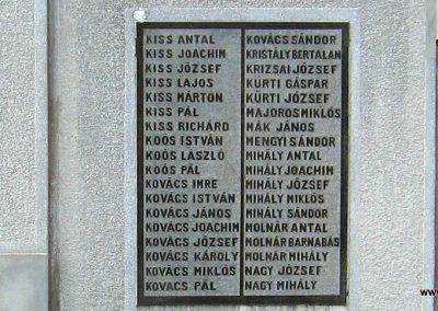 Szihalom világháborús emlékmű 2007.06.15. küldő-kalyhas (3)