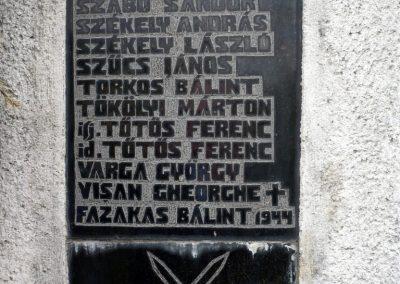Szilágynagyfalu világháborús emlékmű 2014.04.18. küldő-Sümec (29)