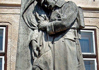 Szokolya világháborús emlékmű 2012.04.03. küldő-Ocsovai András (2)