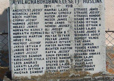 Szokolya világháborús emlékmű 2012.04.03. küldő-Ocsovai András (3)
