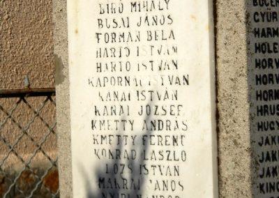 Szokolya világháborús emlékmű 2013.07.28. küldő-Turul 68 (5)