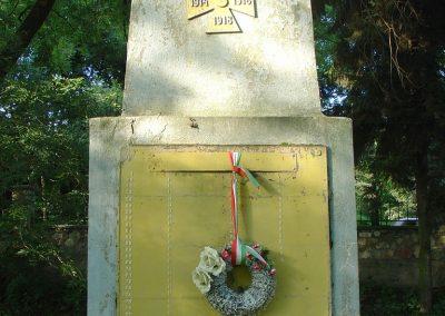 Szolyva I.vh emlékmű 2009.07.12. küldő-Pfaff László, Rétság (1)