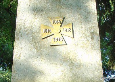 Szolyva I.vh emlékmű 2009.07.12. küldő-Pfaff László, Rétság (2)