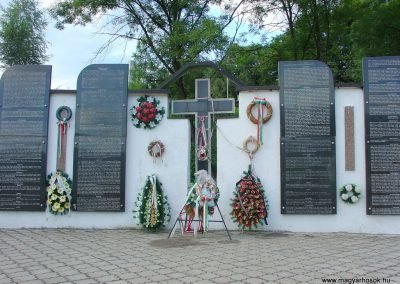 Szolyva II.vh emlékmű 2009.07.12. küldő-Pfaff László, Rétság (1)