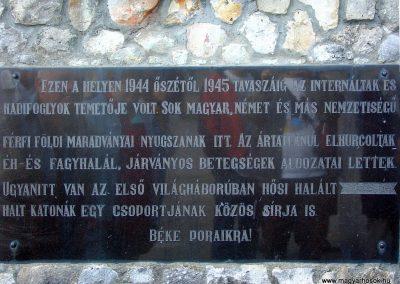 Szolyva II.vh emlékmű 2009.07.12. küldő-Pfaff László, Rétság (2)