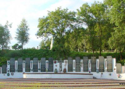 Szolyva II.vh emlékmű 2009.07.12. küldő-Pfaff László, Rétság