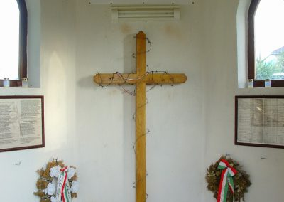 Szolyva Mártír magyarok kápolnája II.vh emlékhely 2009.07.12. küldő-Pfaff László, Rétság (2)
