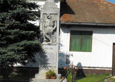Szombathely-Újperint I.vh emlékmű 2009.09.02.küldő-Gyurkusz