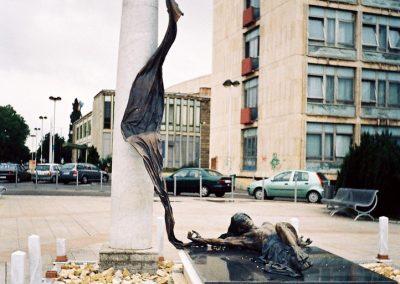 Szombathely II. világháborús -áldozati- emlékmű 2005. küldő Emese