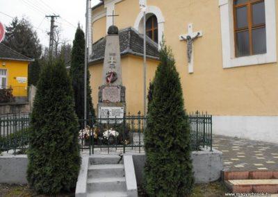 Szombathely- Olad világháborús emlékmű 2009.12.02. küldő-Gyurkusz