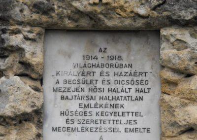 Szombathelyi huszárlaktanya I.vh emlékmű 2009.12.03. küldő-Gyurkusz (4)