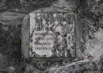 Szombathelyi huszárlaktanya I.vh emlékmű 2009.12.03. küldő-Gyurkusz (6)