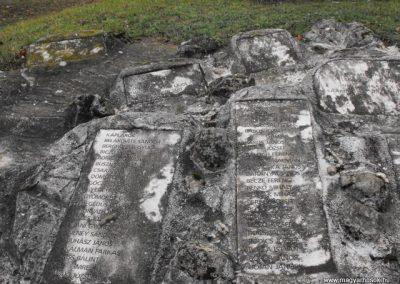 Szombathelyi huszárlaktanya I.vh emlékmű 2009.12.03. küldő-Gyurkusz (8)