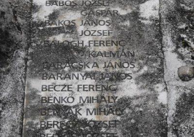 Szombathelyi huszárlaktanya I.vh emlékmű 2009.12.03. küldő-Gyurkusz (9)