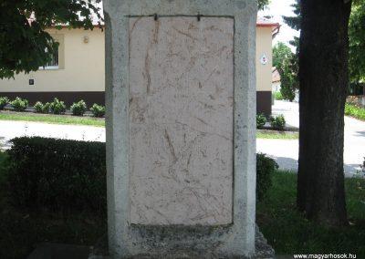 Szomor I.vh emlékmű 2008.07.02.küldő-Kályhás (2)