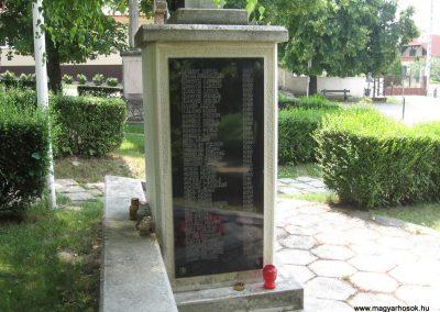 Szomor II.vh emlékmű 2008.07.02. küldő-Kályhás (2)