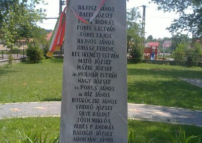 Szuhogy világháborús emlékmű 2012.06.21. küldő-Pataki Tamás (3)