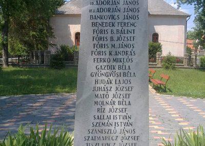Szuhogy világháborús emlékmű 2012.06.21. küldő-Pataki Tamás (5)