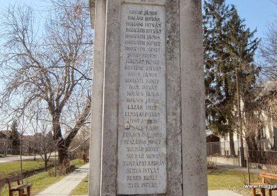 Tác világháborús emlékmű 2015.03.07. küldő-Méri (9)