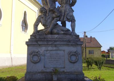 Tápióbicske I. világháborús emlékmű 2014.09.24. küldő-Sümegi Csaba