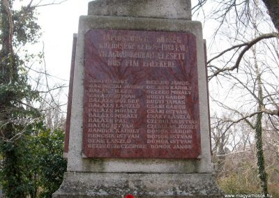 Tápiógyörgye világháborús emlékmű 2011.03.11. küldő-kalyhas (12)