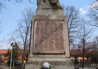 Tápiógyörgye világháborús emlékmű 2011.03.11. küldő-kalyhas (20)