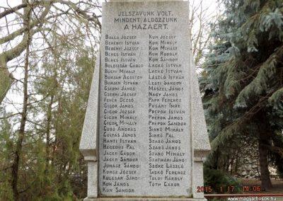 Tápióság I. világháborús emlékmű 2015.01.17. küldő-kalyhas (4)