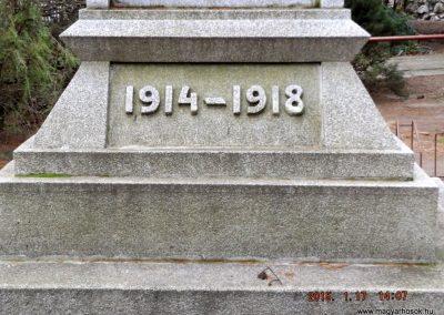 Tápióság I. világháborús emlékmű 2015.01.17. küldő-kalyhas (5)
