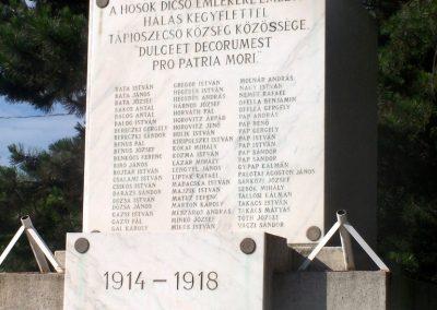 Tápiószecső világháborús emlékmű 2010.06.17. küldő-Horváth Zsolt (1)