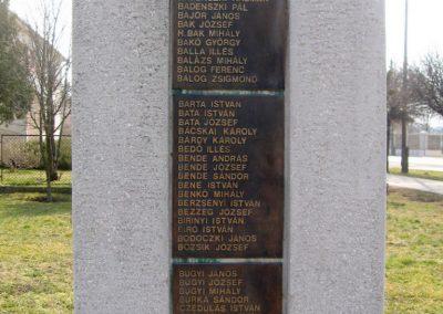 Tápiószele Hősi emlékmű 2011.03.11. küldő-kalyhas (4)