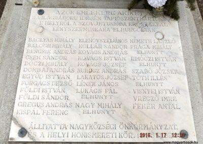 Tápiószentmárton világháborús emlékmű 2015.01.17. küldő-kalyhas (13)