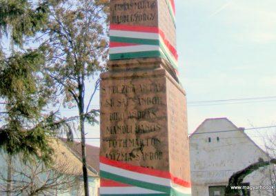 Tárkány világháborús emlékmű 2013.03.04. küldő-Méri (18)