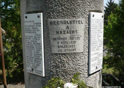 Táska világháborús emlékmű 2009.04.21.küldő-Sümec (3)