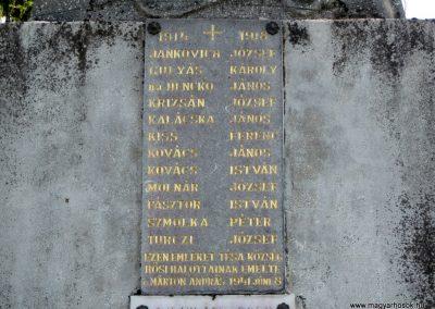 Tésa világháborús emlékmű 2013.04.22. küldő-kalyhas (4)