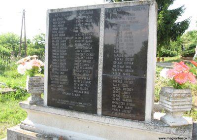 Tófalu világháborús emlékmű 2007.06.12.küldő-Kályhás (1)