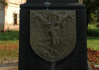 Tótszentgyörgy világháborús emlékmű 2006.10.01. küldő-Dr.Lázár Gyula Levente (2)