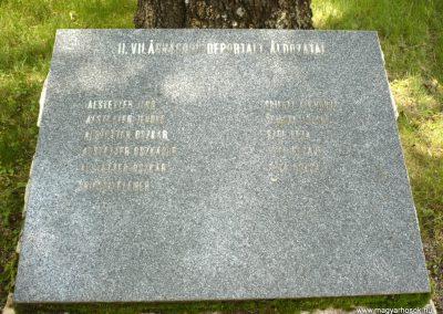 Tótvázsony II.vh emlékmű 2010.05.30. küldő-Sümec (6)