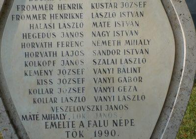 Tök II.vh emlékmű 2009.09.19. küldő-Sümec (2)